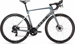 BICICLETA CUBE AGREE C:62 SLT Grey Galactic