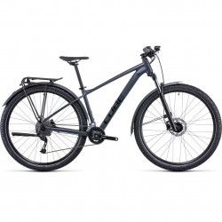 Bicicleta CUBE AIM SL ALLROAD Grey Black