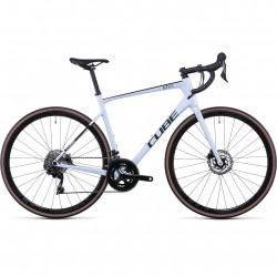 Bicicleta CUBE ATTAIN GTC RACE Frostwhite Carbon