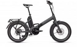 Bicicleta CUBE FOLD SPORT HYBRID 500 Flashgrey Black