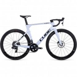 Bicicleta CUBE LITENING C:68X PRO Flashwhite Carbon