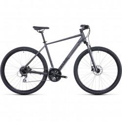 Bicicleta CUBE NATURE Graphite Black