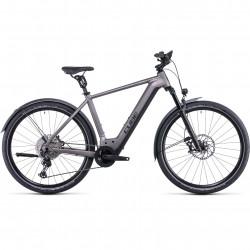 Bicicleta CUBE NURIDE HYBRID SLT 750 ALLROAD TEAK IRIDIUM Teak Grey