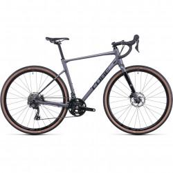 Bicicleta CUBE NUROAD RACE Grey Black