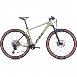 Bicicleta CUBE REACTION C:62 RACE Green Flashgreen