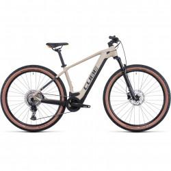 Bicicleta CUBE REACTION HYBRID PRO 500 Desert Orange