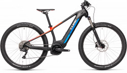 BICICLETA CUBE REACTION HYBRID ROOKIE SL 400 Teamline