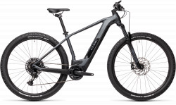 BICICLETA CUBE REACTION HYBRID SL 625 29 Iridium Black