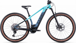 Bicicleta CUBE REACTION HYBRID SLT 625/750 29 Denim Iceblue