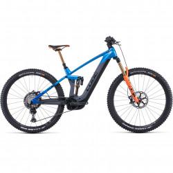 Bicicleta CUBE STEREO HYBRID 140 HPC ACTIONTEAM 625/750 Actionteam