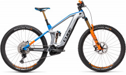 BICICLETA CUBE STEREO HYBRID 140 HPC Actionteam 625 NYON Actionteam