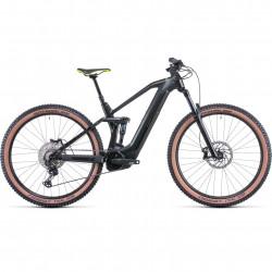 Bicicleta CUBE STEREO HYBRID 140 HPC RACE 625 Grey Green