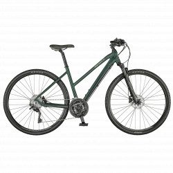 Bicicleta SCOTT Sub Cross 10 Lady