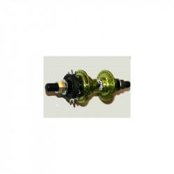 Butuc Spate BMX Novatec F176 48H 13T Ax 14 verde