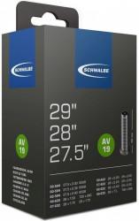 """CAMERA SCHWALBE 27.5"""" AV 40mm"""