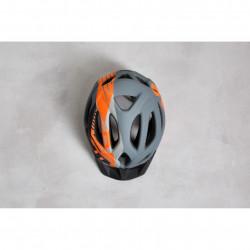 Casca CUBE PRO Black Orange S/M 53-57cm