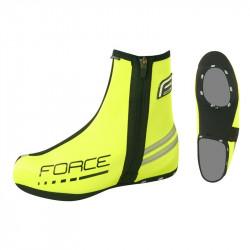 Husa pantofi Force neopren fluo L