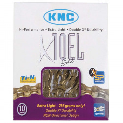 Lant X10 Extra Light Gold KMC