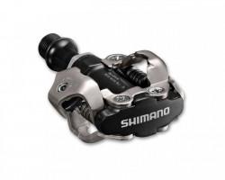 Pedale Shimano PD-M540 SPD SM-SH51 negru