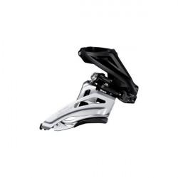 Schimbator Fata Shimano Deore FD-M612-H High Clamp Side-Swing 3x10 V