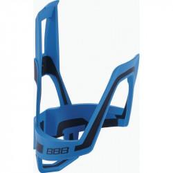 Suport Bidon BBB DualCage Albastru/Negru