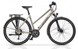 "Bicicleta CROSS Legend lady trekking 28"""