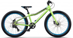 Bicicleta CROSS Rebel boy - 24'' junior - 31 cm