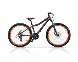 Bicicleta CROSS Rebel girl - 26'' junior - 33 cm