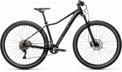 BICICLETA CUBE ACCESS WS RACE Black Hazypurple