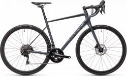 BICICLETA CUBE ATTAIN SL Grey Black