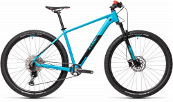 BICICLETA CUBE ATTENTION SL Petrol Red