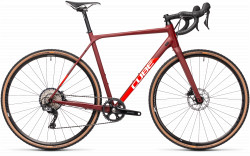 BICICLETA CUBE CROSS RACE SL Red Red
