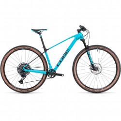 Bicicleta CUBE ELITE C:62 ONE Petrol Carbon