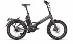 Bicicleta CUBE FOLD HYBRID 500 Teak Black