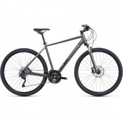 Bicicleta CUBE NATURE SL Teak Black