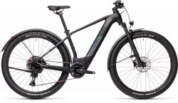 BICICLETA CUBE REACTION HYBRID PRO 500 29 ALLROAD Black Grey