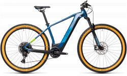 BICICLETA CUBE REACTION HYBRID SL 625 29 Blue Green