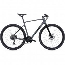 Bicicleta CUBE SL ROAD C:62 SLT Flatprizmblack Black