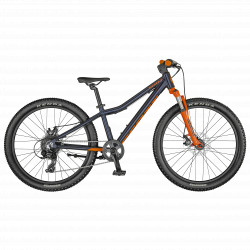 Bicicleta SCOTT Scale 24 disc cobalt blue (KH)