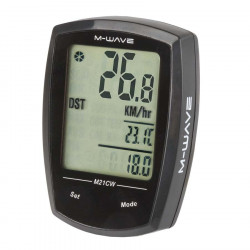 Ciclocomputer M-Wave M21 Wireless/Touchscreen 21 F