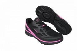 Pantofi ciclism FLR Energy MTB - Negru-Roz