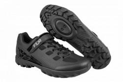 Pantofi ciclism FLR Rexston MTB - Negru