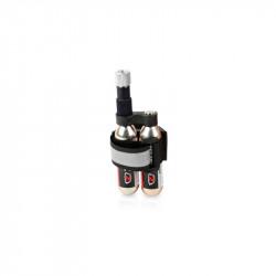 Prindere Cartus Zefal CO2 + 2 x CO2 16gr + Air Control