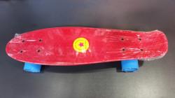 Skateboard 57*15.5*9 cm Red-Blue
