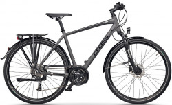 Bicicleta CROSS Travel man trekking 28''