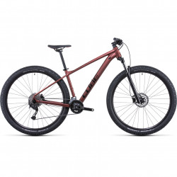Bicicleta CUBE ACCESS WS PRO Rubymetal Pink