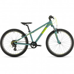 BICICLETA CUBE ACID 240 Green Lime