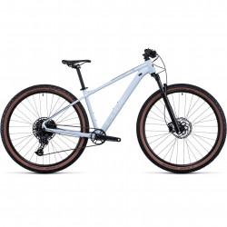 Bicicleta CUBE ACID Frostwhite Black
