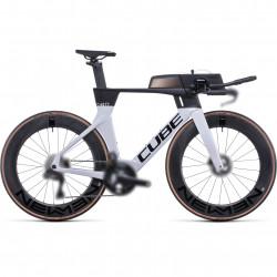 Bicicleta CUBE AERIUM C:68 TT SL HIGH Prismagrey Carbon