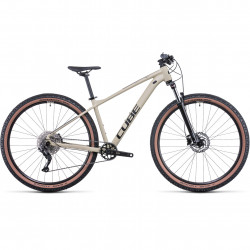 Bicicleta CUBE AIM EX Desert Black